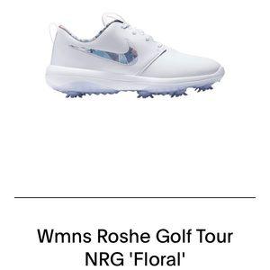 """Nike Roshe Golf Tour NRG """"Floral"""" BV0659-100 NEW"""